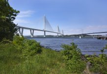 Queensferry Crossing project