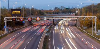 smart motorway for Manchester