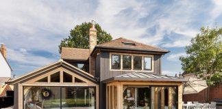 green oak home