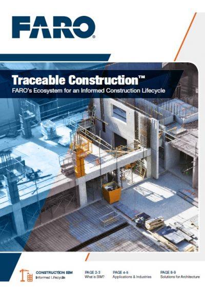 Traceable Construction™