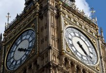 restoration of Big Ben