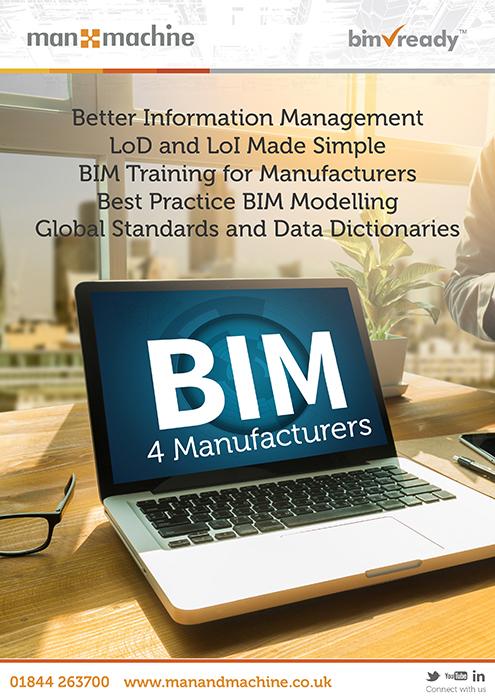 BIM for manufacturers