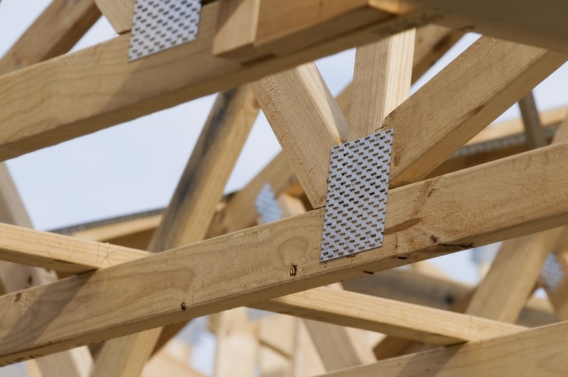 Laminated Wooden Truss ~ Dalston works project showcases the future of cross