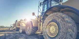 construction and earthmoving equipment