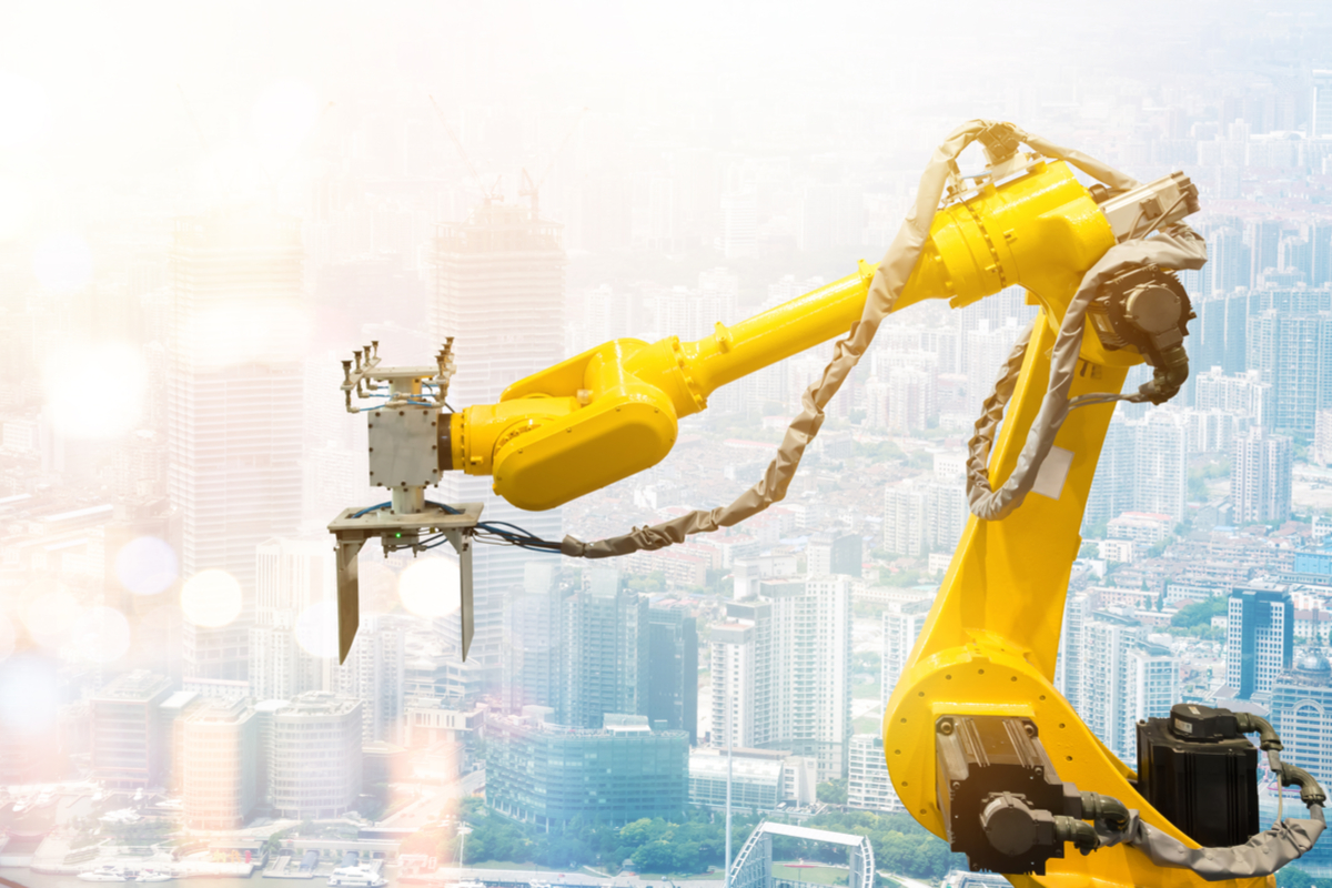 Technology Management Image: AI In Construction: What Does It Mean For The Industry