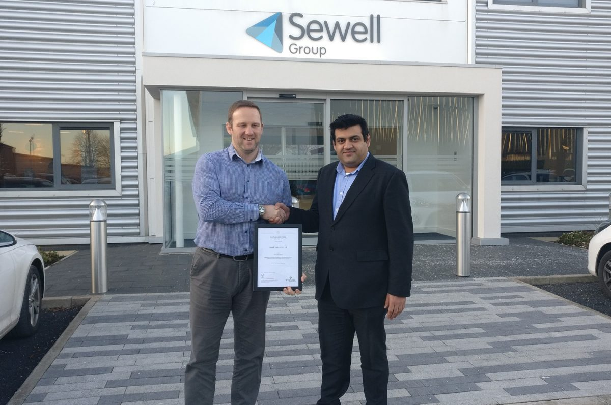 Sewell Construction Achieves Bim Certification Planning Building