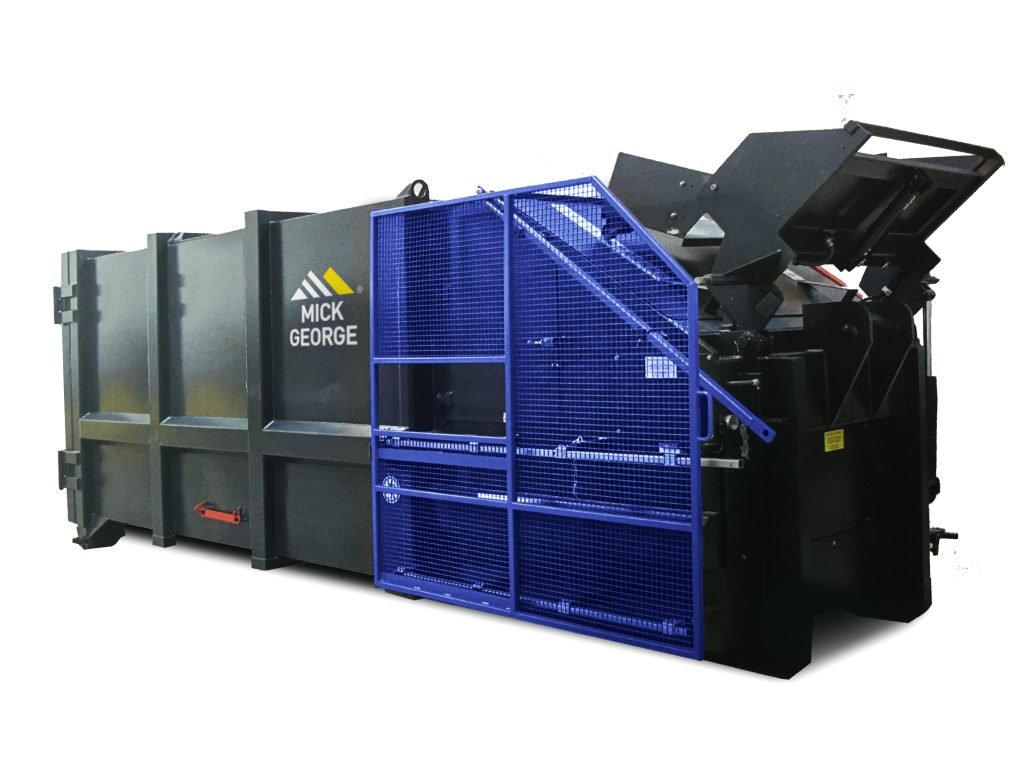 balers and compactors