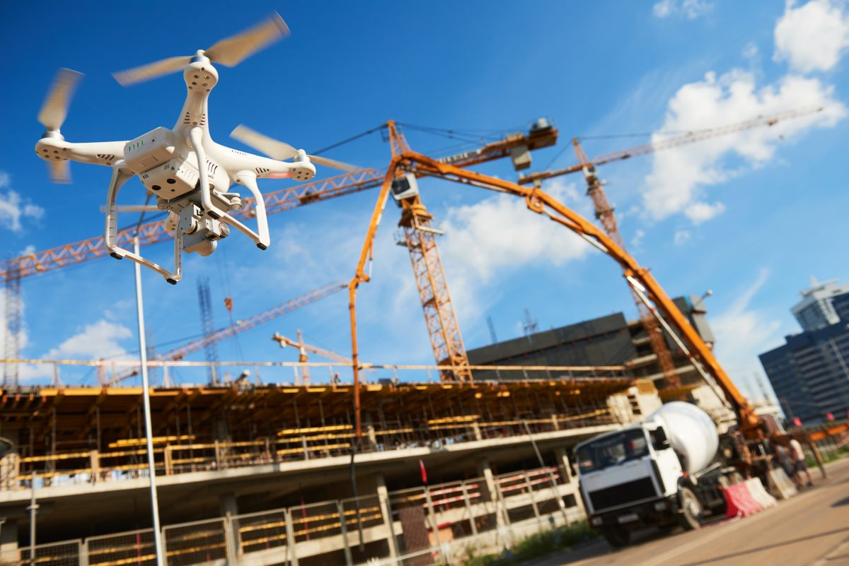 Drones In The Construction Industry: Ready For Take-off