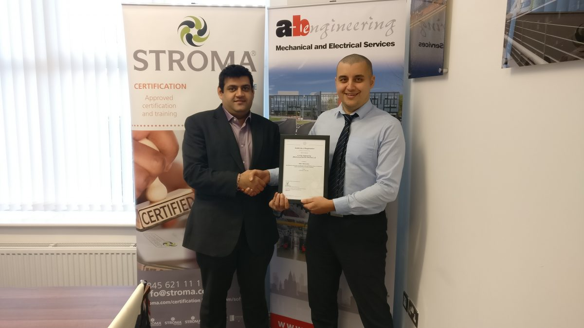 Ab Engineering Selects Bim Certification From Stroma Planning
