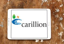 Carillion's shares