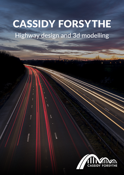 Highways and 3D modelling