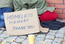 homelessness application