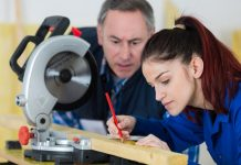 Apprenticeships work for women