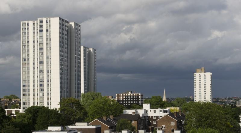 social housing sector