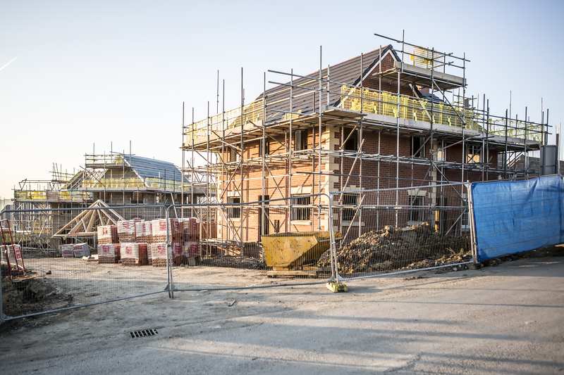 Sheffield strives to build thousands of new homes each year for Home building sites