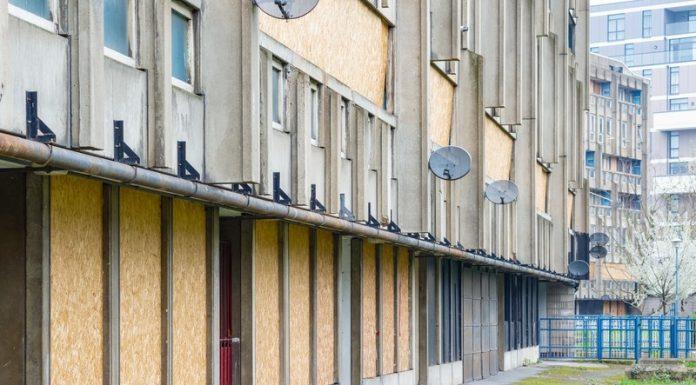 long-term empty homes