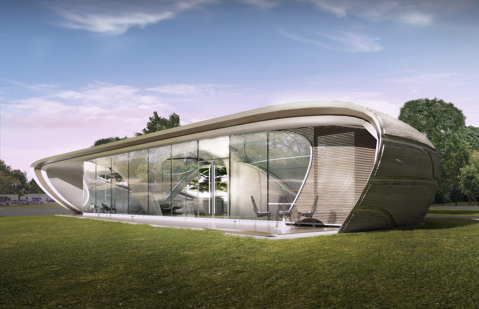 Reinventing the home Designing the worlds first freeform 3D