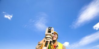 young surveyors