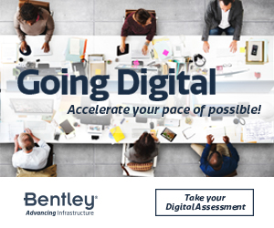 Going Digital with Bentley Systems