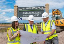 elgin business park
