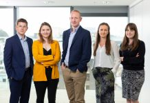 Turley's manchester planning team