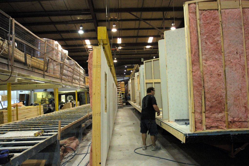 Factory Manufactured Homes Set To Modernise The Housing