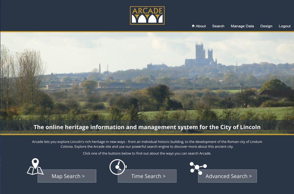 Heritage database