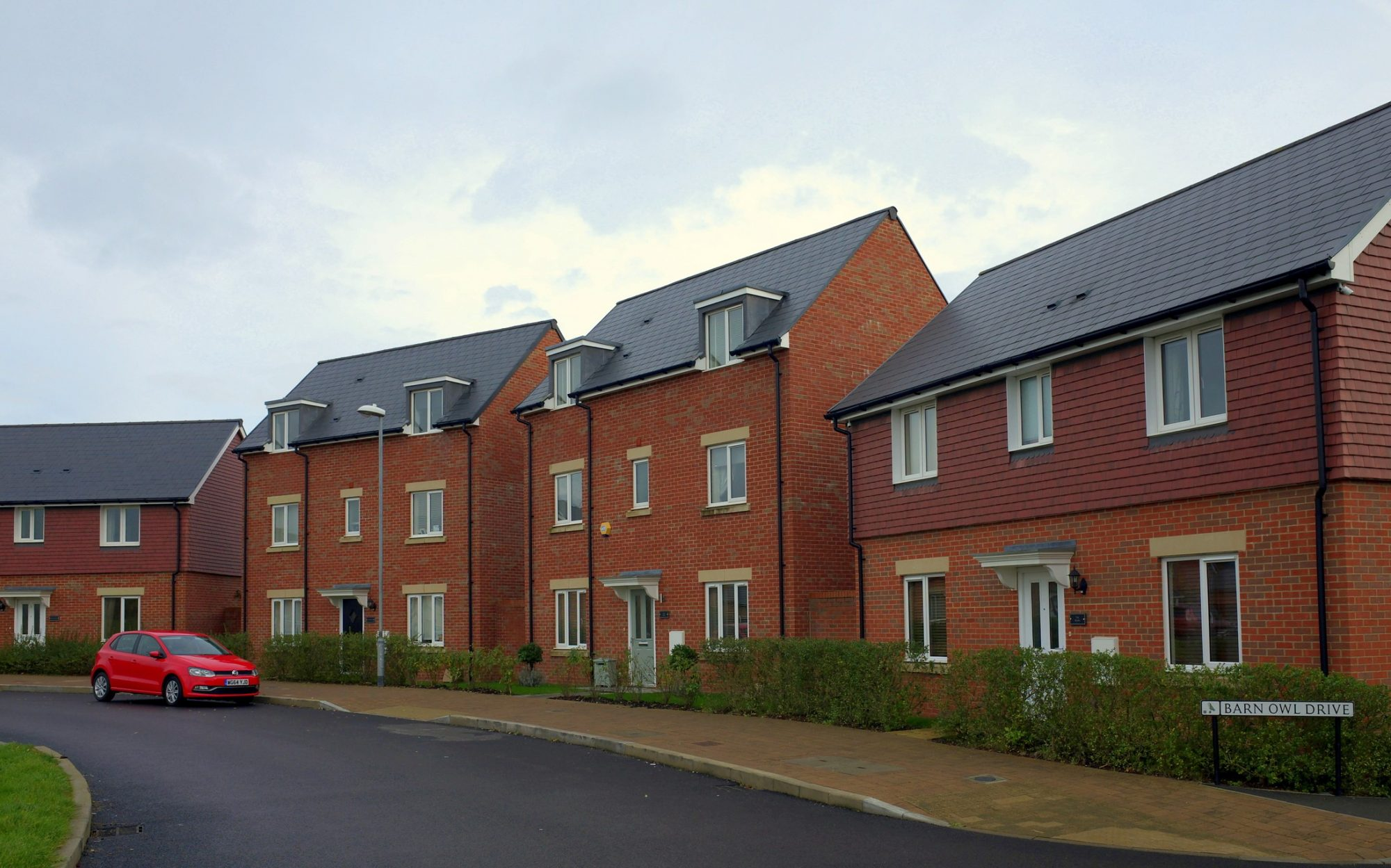 Survey reveals concerns about the quality of new build homes