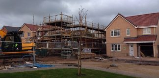 new homes in Scotland