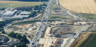 A14 Cambridge to Huntingdon