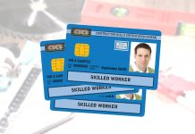 construction industry skill cards