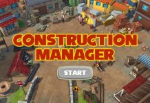 Construction manager game