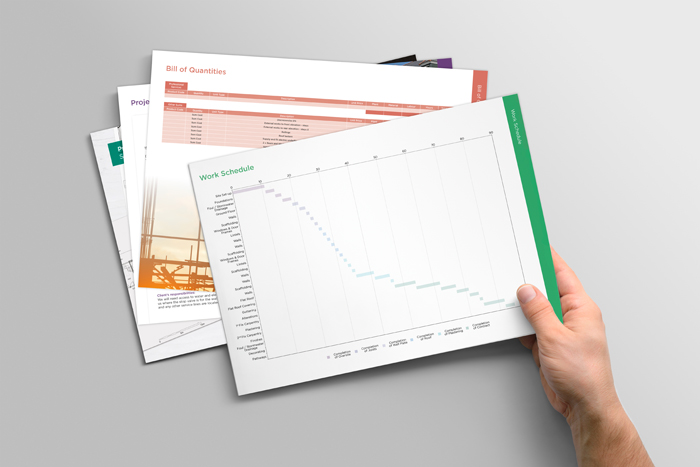 Estimating software reports