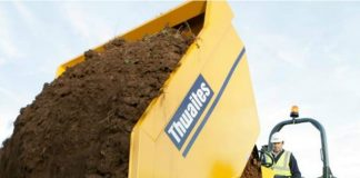 forward tipping dumpers