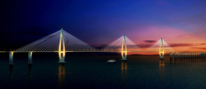 sea bridge, BIM,