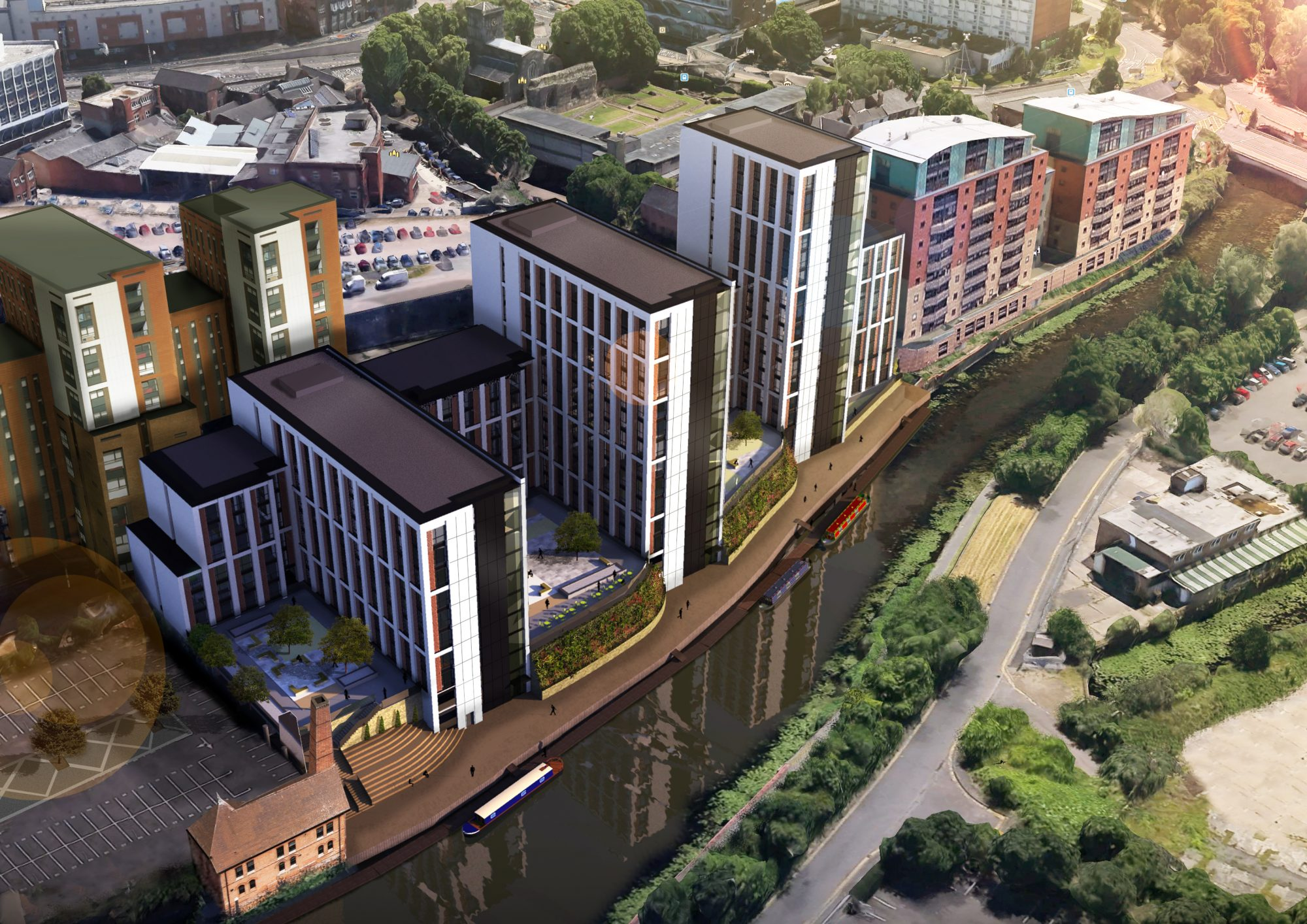 Winvic wins Leicester build-to-rent project