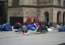 rough sleeping centres, somewhere safe to stay,