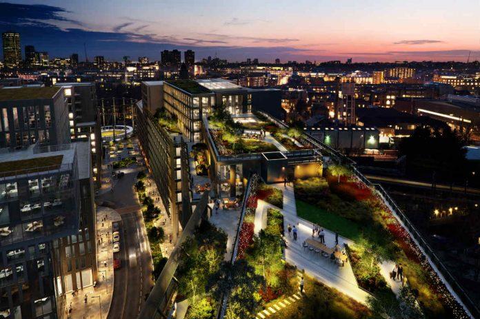 King's Cross development, BAM,