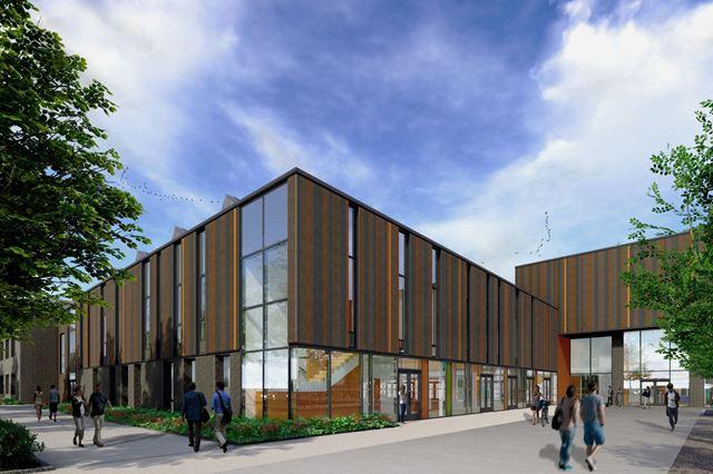 Northstowe Education Campus, Kier,