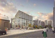 Green Loan Principles, office buildings,