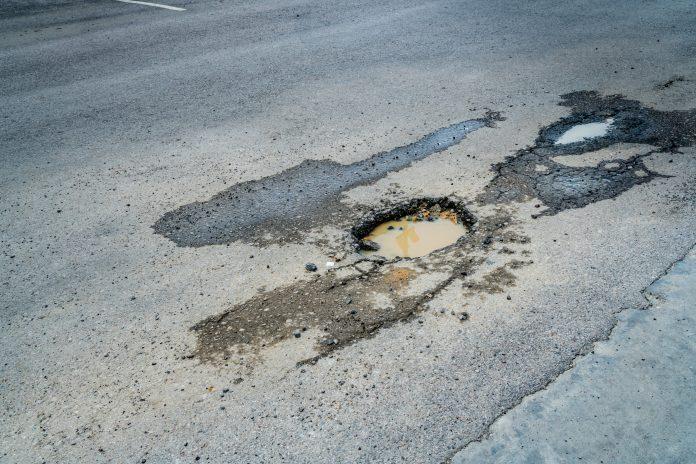 road defect detection, potholes,