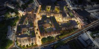 Anglia Square, urban renewal,