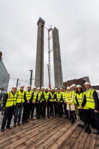 tallest modular towers,