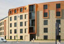 housing scheme, Govan,