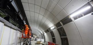 Sir Terry Morgan, Crossrail,