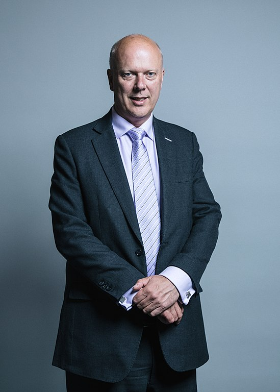 High Speed 2, Chris Grayling,