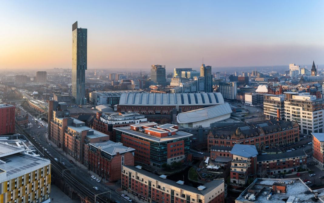 Greater Manchester, housing, transport,