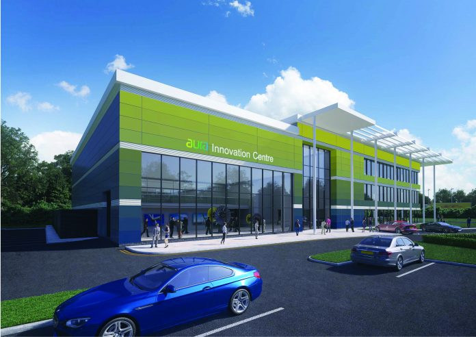Aura Innovation Centre, Hobson & Porter,