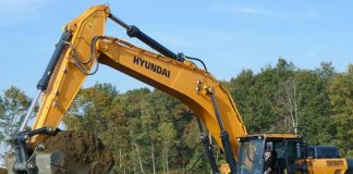 Hyundai construction equipment,