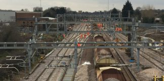 rail system contracts, Network Rail,